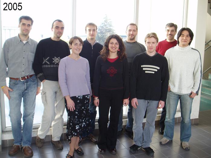 equipe_ECOIH-2005