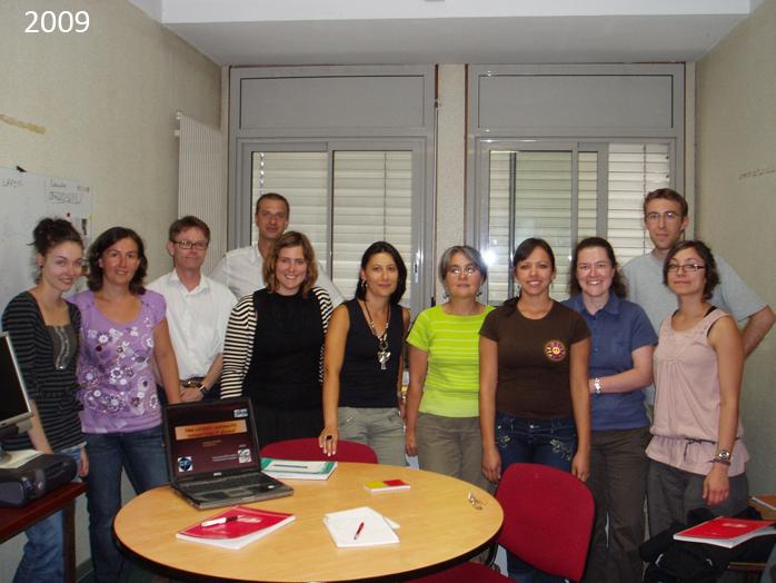 Equipe-SYMAC-2009
